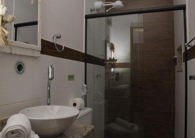 nosso banheiros 2 - pousada encanto do pero - cabo frio