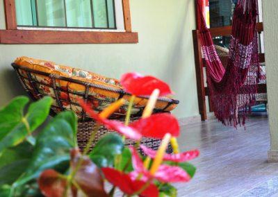 plantas e relaxar - pousada encanto do pero - cabo frio